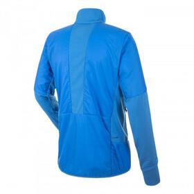 Salewa Pedroc PTC Alpha Jas Heren blauw